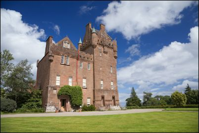 Brodick Castle, Arran, Scotland