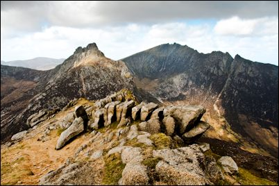 Goatfell, Isle of Arran, Scotland