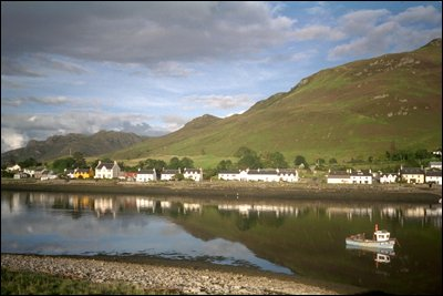 photo of Dornie Scotland