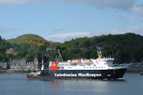 Ferry to Oban photo