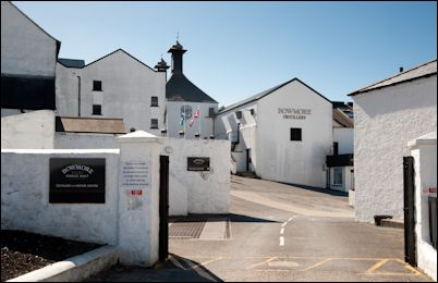 Bowmore distillery, Isle of Islay, Scotland