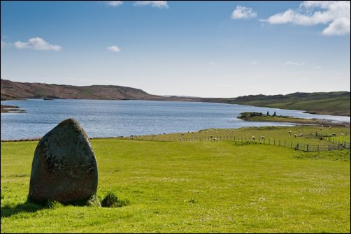 Finlaggan, Isle of Islay, Scotland