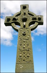 Cross at Kildalton, Isle of Islay, Scotland
