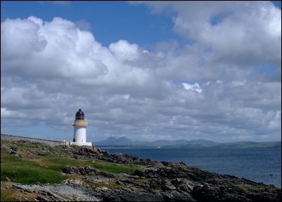 Isle of Islay lighthouse, Scotland
