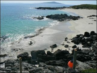 Beach at Northton, Isle of Harris
