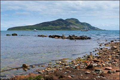 Holy Isle, Arran, Scotland