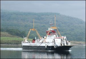 Ferry to Bute