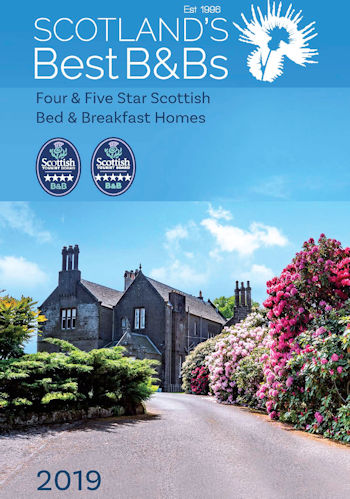 Scotland's Best B&Bs brochure 2019